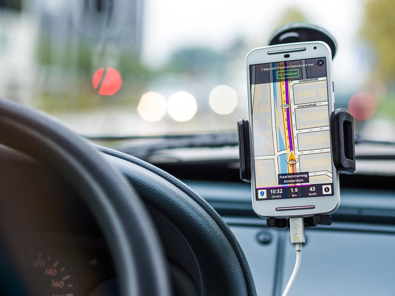 apps de conducción