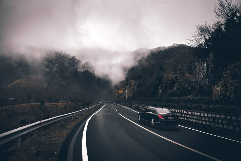 carreteras peligrosas de España
