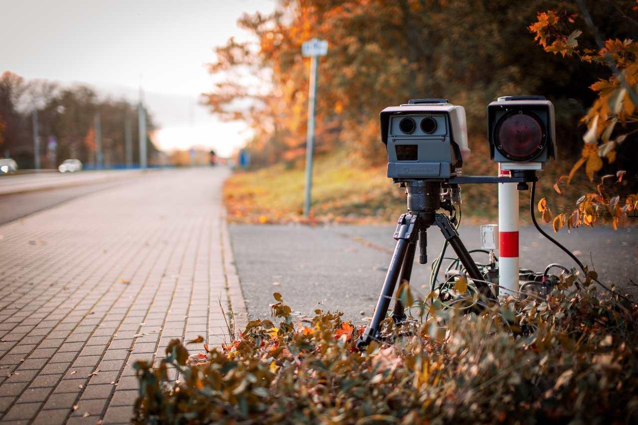 inhibidor de radar y mecanismos de detección de velocidad