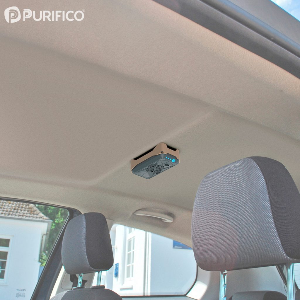 purificador de aire para coches