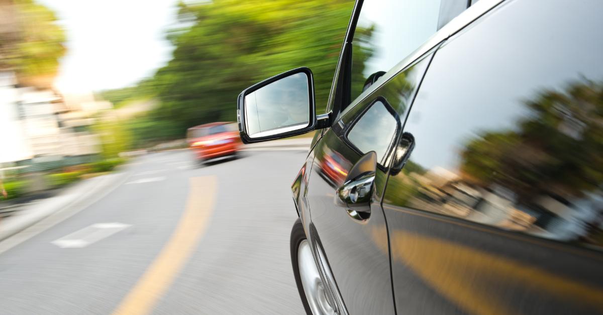 Multas por exceso de velocidad en carreteras españolas