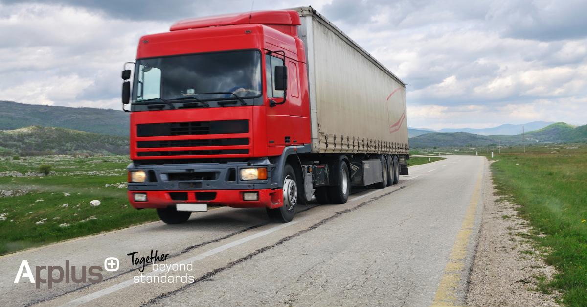 Campaña de la DGT para el control de vehículos pesados