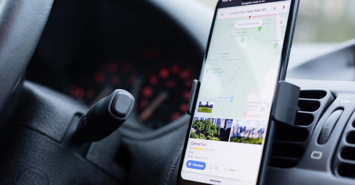 Las rutas de Google Maps serán por defecto las más sostenibles a partir de 2022